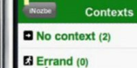 contexts gtd getting things done project management - Nozbe - getting things done gtd software task manager and to-do list for project management and time tracking. Now on Apple iPhone and Mobile Phone!
