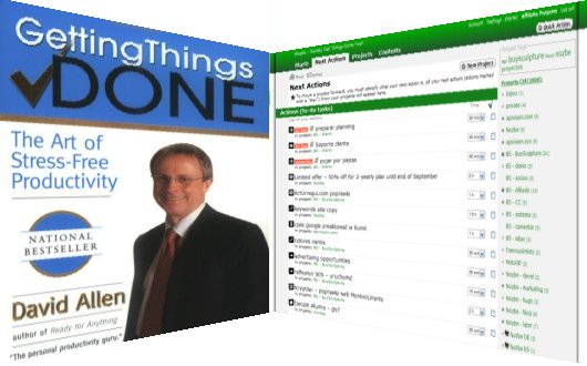 Getting Things Done (GTD) - the Art of stress-free Productivity - Nozbe - getting things done gtd software task manager and to-do list for project management and time tracking. Now on Apple iPhone and Mobile Phone!