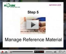 Step 5. Reference Materials
